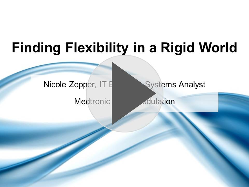 Finding Flexibility in a Rigid World