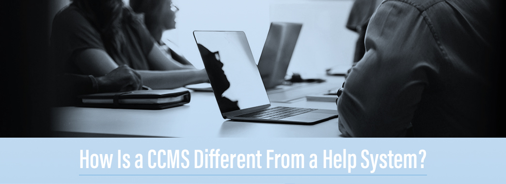 how a ccms is different