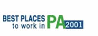 Best Places to Work in PA 2001