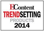 Vasont CMS Named to EContent Trendsetting Products 2014