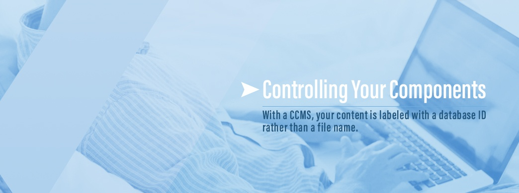 controlling components