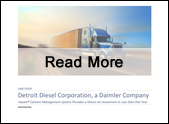 Detroit Diesel Corporation, a Daimler Company